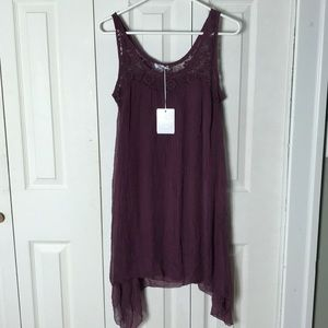 Women's NWT H Trend Silk Dress